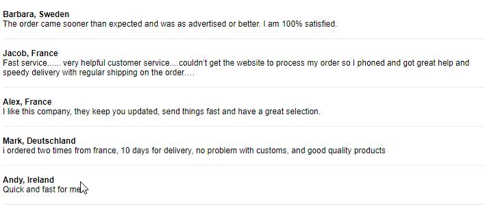 Cheap Pills Customer Reviews